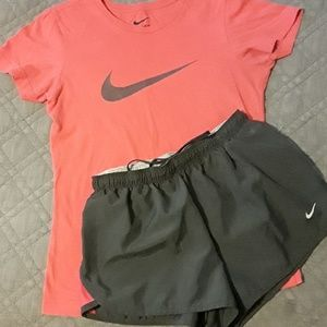 Nike active outfit,  Small